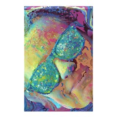 Holi Shower Curtain 48  X 72  (small)