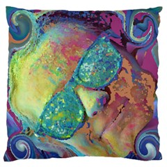 Holi Standard Flano Cushion Case (two Sides)