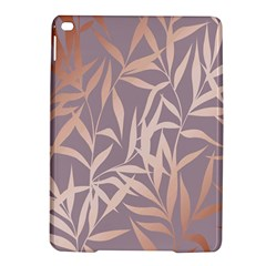 Rose Gold, Asian,leaf,pattern,bamboo Trees, Beauty, Pink,metallic,feminine,elegant,chic,modern,wedding Ipad Air 2 Hardshell Cases