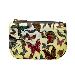 Colorful Butterflies Mini Coin Purses