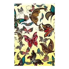Colorful Butterflies Shower Curtain 48  X 72  (small)