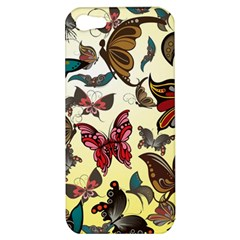 Colorful Butterflies Apple Iphone 5 Hardshell Case