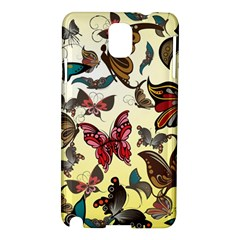 Colorful Butterflies Samsung Galaxy Note 3 N9005 Hardshell Case