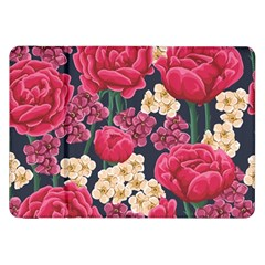 Pink Roses And Daisies Samsung Galaxy Tab 8 9  P7300 Flip Case