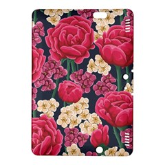 Pink Roses And Daisies Kindle Fire Hdx 8 9  Hardshell Case