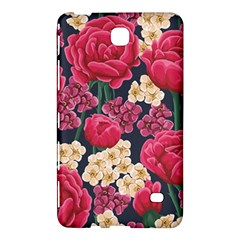 Pink Roses And Daisies Samsung Galaxy Tab 4 (7 ) Hardshell Case