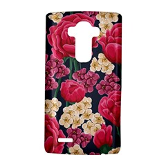 Pink Roses And Daisies Lg G4 Hardshell Case
