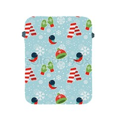 Winter Fun Pattern Apple Ipad 2/3/4 Protective Soft Cases