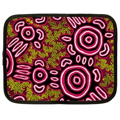 Aboriginal Art   You Belong Netbook Case (xl)