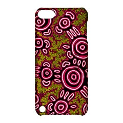 Aboriginal Art   You Belong Apple Ipod Touch 5 Hardshell Case With Stand