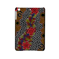 Aboriginal Art   Campsite Ipad Mini 2 Hardshell Cases