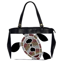 Aboriginal Art   Untitled Office Handbags (2 Sides)