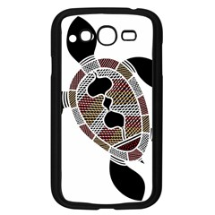 Aboriginal Art   Untitled Samsung Galaxy Grand Duos I9082 Case (black)