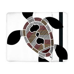 Aboriginal Art   Untitled Samsung Galaxy Tab Pro 8 4  Flip Case