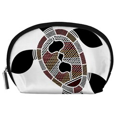 Aboriginal Art   Untitled Accessory Pouches (large)