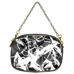 Broken Glass  Chain Purses (two Sides)