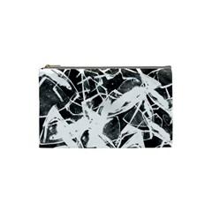 Broken Glass  Cosmetic Bag (small)
