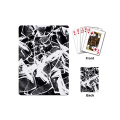 Broken Glass  Playing Cards (mini)
