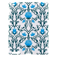 Art Nouveau, Art Deco, Floral,vintage,blue,green,white,beautiful,elegant,chic,modern,trendy,belle ¨|poque Apple Ipad 3/4 Hardshell Case