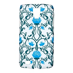 Art Nouveau, Art Deco, Floral,vintage,blue,green,white,beautiful,elegant,chic,modern,trendy,belle ¨|poque Galaxy S4 Active