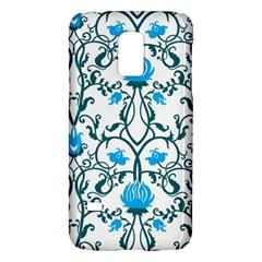 Art Nouveau, Art Deco, Floral,vintage,blue,green,white,beautiful,elegant,chic,modern,trendy,belle ¨|poque Galaxy S5 Mini