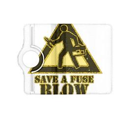 Save A Fuse Blow An Electrician Kindle Fire Hd (2013) Flip 360 Case