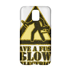 Save A Fuse Blow An Electrician Samsung Galaxy S5 Hardshell Case