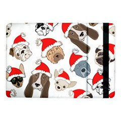 Christmas Puppies Samsung Galaxy Tab Pro 10 1  Flip Case