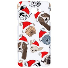 Christmas Puppies Samsung C9 Pro Hardshell Case