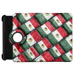 Mexican Flag Pattern Design Kindle Fire Hd 7