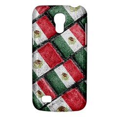 Mexican Flag Pattern Design Galaxy S4 Mini