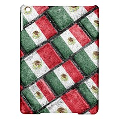 Mexican Flag Pattern Design Ipad Air Hardshell Cases