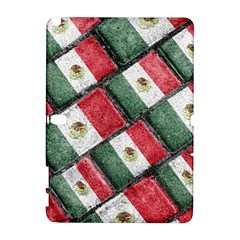 Mexican Flag Pattern Design Galaxy Note 1
