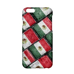 Mexican Flag Pattern Design Apple Iphone 6/6s Hardshell Case