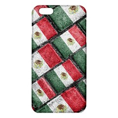 Mexican Flag Pattern Design Iphone 6 Plus/6s Plus Tpu Case