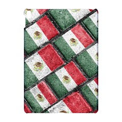 Mexican Flag Pattern Design Apple Ipad Pro 10 5   Hardshell Case