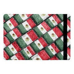 Mexican Flag Pattern Design Apple Ipad Pro 10 5   Flip Case