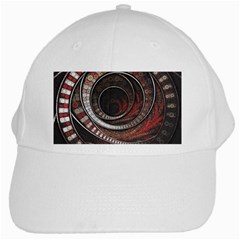 The Thousand And One Rings Of The Fractal Circus White Cap
