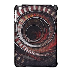 The Thousand And One Rings Of The Fractal Circus Apple Ipad Mini Hardshell Case (compatible With Smart Cover)