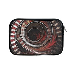 The Thousand And One Rings Of The Fractal Circus Apple Ipad Mini Zipper Cases