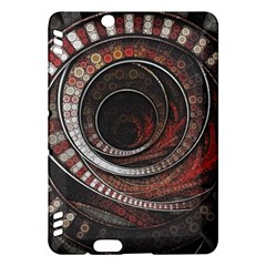 The Thousand And One Rings Of The Fractal Circus Kindle Fire Hdx Hardshell Case