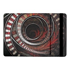 The Thousand And One Rings Of The Fractal Circus Samsung Galaxy Tab Pro 10 1  Flip Case