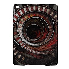 The Thousand And One Rings Of The Fractal Circus Ipad Air 2 Hardshell Cases