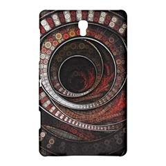 The Thousand And One Rings Of The Fractal Circus Samsung Galaxy Tab S (8 4 ) Hardshell Case