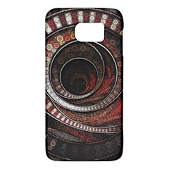 The Thousand And One Rings Of The Fractal Circus Galaxy S6