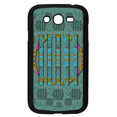 Freedom Is Every Where Just Love It Pop Art Samsung Galaxy Grand Duos I9082 Case (black)