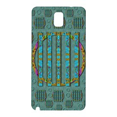 Freedom Is Every Where Just Love It Pop Art Samsung Galaxy Note 3 N9005 Hardshell Back Case