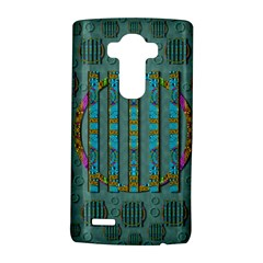 Freedom Is Every Where Just Love It Pop Art Lg G4 Hardshell Case