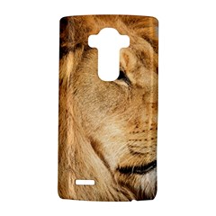 Big Male Lion Looking Right Lg G4 Hardshell Case