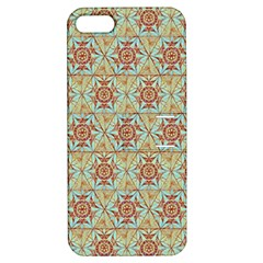 Hexagon Tile Pattern 2 Apple Iphone 5 Hardshell Case With Stand